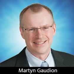 Martyn Gaudion